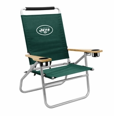 New York Jets  - Seaside Beach Chair