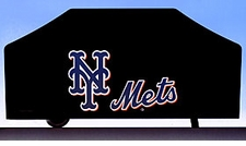 New York Mets Deluxe Barbeque Grill Cover