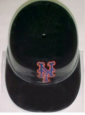 New York Mets Replica Full Size Souvenir Batting Helmet
