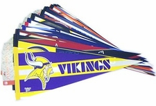 NFL Full League Pennant Set