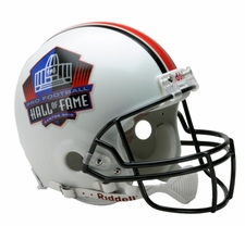 NFL Hall of Fame Riddell Full Size Authentic Helmet