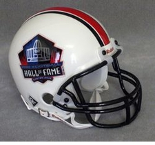NFL Hall of Fame Riddell Replica Mini Helmet