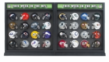NFL Helmet Match-Up Display