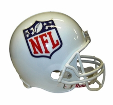 NFL Shield Full-Size Deluxe Replica Helmet