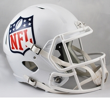 NFL Shield Full-Size Deluxe Replica Speed Helmet