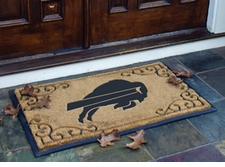 NFL Team Coir Floor Mats ($37.45 / $54.95)