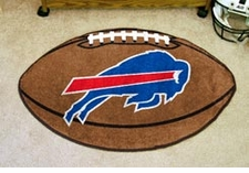 "NFL Team Football Mats - 22"" x 35"" ($19.99)"