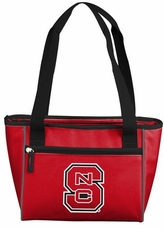 North Carolina State Wolfpack 16 Can Cooler Tote