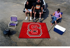 North Carolina State Wolfpack 5'x6' Tailgater Floor Mat