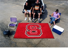North Carolina State Wolfpack 5'x8' Ulti-mat Floor Mat