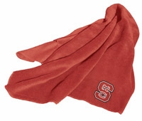 North Carolina State Wolfpack Fleece Throw
