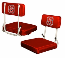 North Carolina State Wolfpack Hard Back Stadium Seat