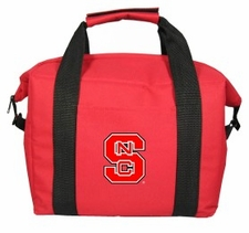 North Carolina State Wolfpack Kolder 12 Pack Cooler Bag