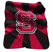 North Carolina State Wolfpack Raschel Throw