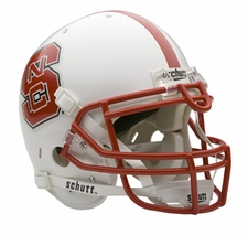 North Carolina State Wolfpack Schutt Authentic Full Size Helmet
