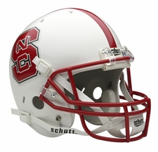 North Carolina State Wolfpack Schutt Full Size Replica Helmet