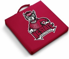 North Carolina State Wolfpack Stadium Seat Cushion