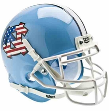 North Carolina Tar Heels Alternate USA Schutt Authentic Mini Helmet