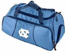 North Carolina Tar Heels Athletic Duffel Bag