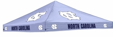 North Carolina Tar Heels Blue Logo Tent Replacement Canopy