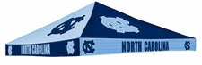 North Carolina Tar Heels Checkerboard Logo Tent Replacement Canopy