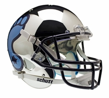 North Carolina Tar Heels Chrome Schutt XP Full Size Replica Helmet