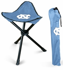 North Carolina Tar Heels Folding Stool