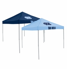 North Carolina Tar Heels Home / Away Reversible Logo Tailgate Tent