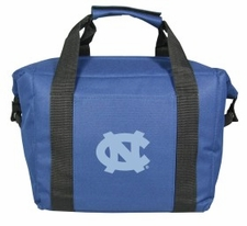 North Carolina Tar Heels Kolder 12 Pack Cooler Bag