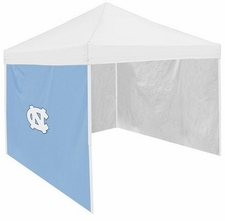 North Carolina Tar Heels Powder Side Panel for Logo Tents