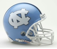 North Carolina Tar Heels Riddell Replica Mini Helmet