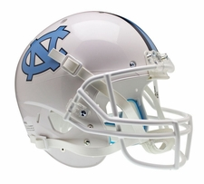 North Carolina Tar Heels White Schutt XP Full Size Replica Helmet
