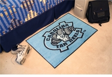 "North Carolina Tarheels 20""x30"" Ram Starter Floor Mat"