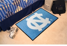 "North Carolina Tarheels 20""x30"" UNC Starter Floor Mat"