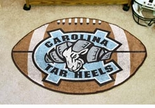 "North Carolina Tarheels 22""x35"" Ram Football Floor Mat"