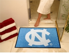 "North Carolina Tarheels 34""x45"" UNC All-Star Floor Mat"