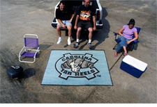 North Carolina Tarheels 5'x6' Ram Tailgater Floor Mat