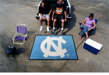 North Carolina Tarheels 5'x6' UNC Tailgater Floor Mat