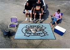 North Carolina Tarheels 5'x8' Ram Ulti-mat Floor Mat