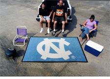 North Carolina Tarheels 5'x8' UNC Ulti-mat Floor Mat