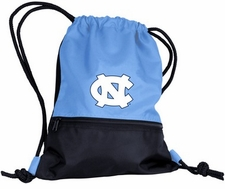 North Carolina Tarheels String Pack / Backpack