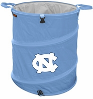 North Carolina Tarheels Tailgate Trash Can / Cooler / Laundry Hamper
