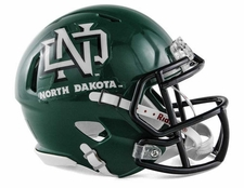 North Dakota Fighting Sioux Riddell Speed Mini Helmet