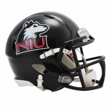 Northern Illinois Huskies Riddell Speed Mini Helmet