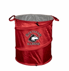 Northern Illinois Huskies Tailgate Trash Can / Cooler / Laundry Hamper