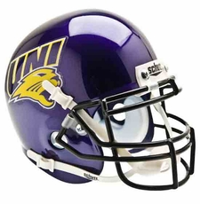Northern Iowa Panthers Schutt Authentic Mini Helmet