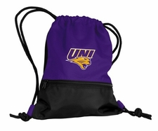 Northern Iowa Panthers String Pack / Backpack