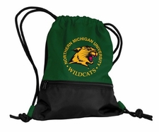 Northern Michigan Wildcats String Pack / Backpack