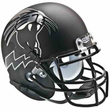 Northwestern Wildcats Black Schutt Authentic Mini Helmet