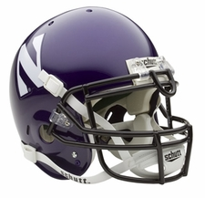 Northwestern Wildcats Schutt Authentic Full Size Helmet